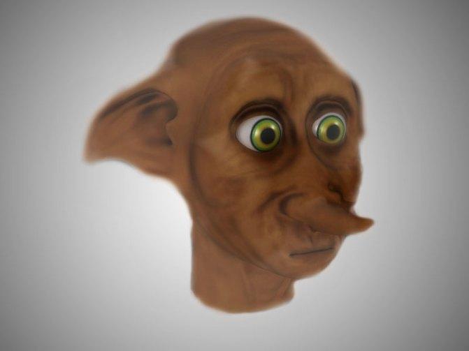 Dobby 3d by rafa3d